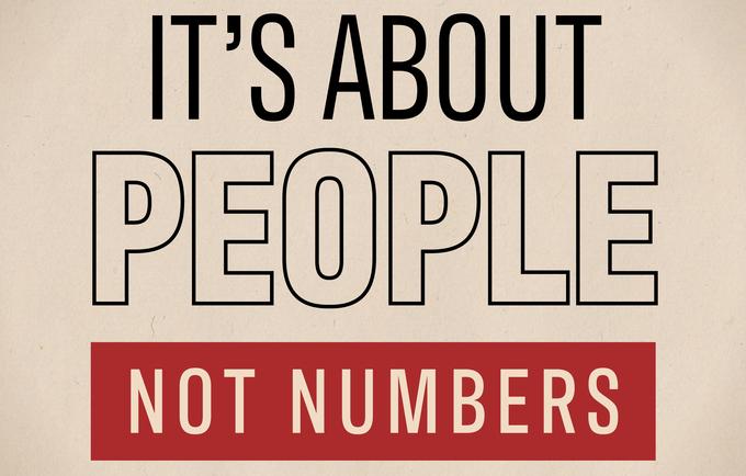 Vreme je da prestanemo da brinemo o brojkama.
