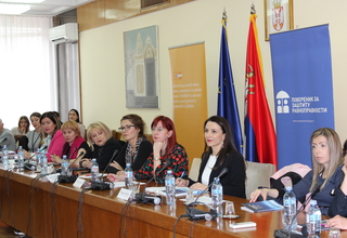 Round table on intergenerational cooperation in Serbia
