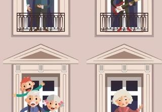 Publikacija: Starenje u gradovima