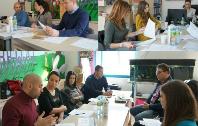 Project Working group, Association Rainbow (Duga), Šabac