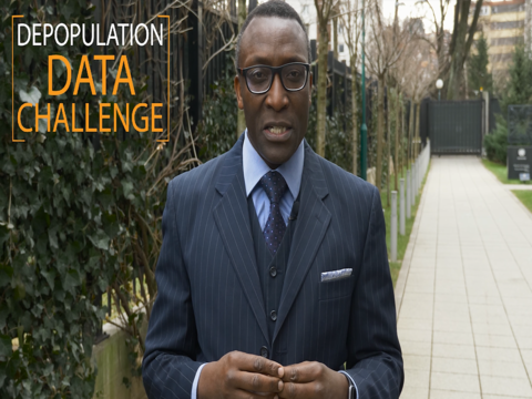Depopulation Data Challenge- We want to hear your ideas!